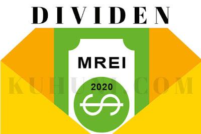 Jadwal Dividen MREI 2020