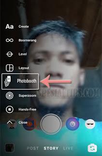 Cara Menggunakan Fitur Instagram Photobooth