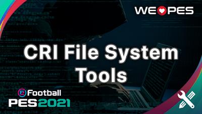 CRI File System Tools v2.40.13.0 | PES 2021