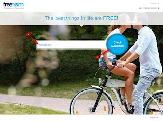 cara merubah domain blog gratis 2