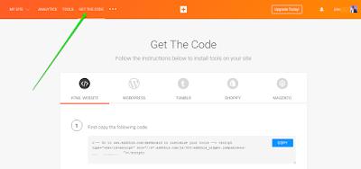 addthis online marketing code