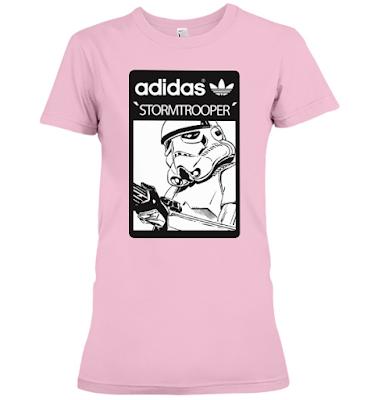 Star Wars Adidas Stormtrooper T Shirt Jacket Hoodie Sweatshirt 2018