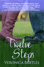 TWELVE STEPS is now available in paperback!