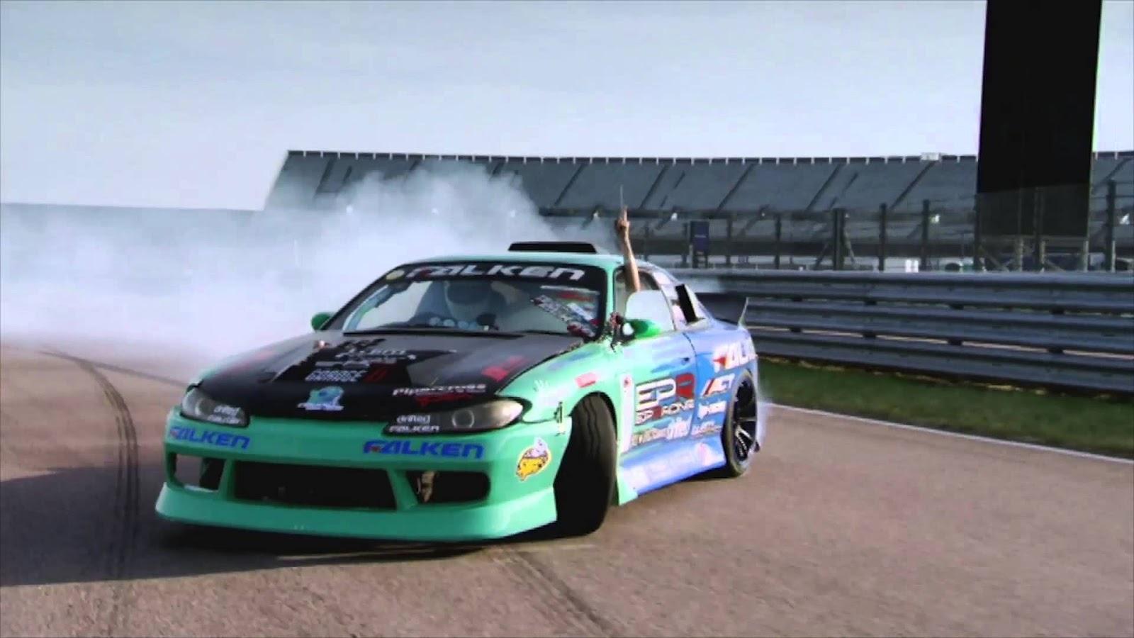 Live το Πρωτάθλημα Drift!