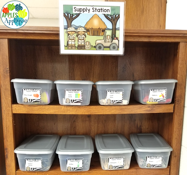 STEM Safari: Over 60 STEM Challenges for Elementary! | Apples to Applique