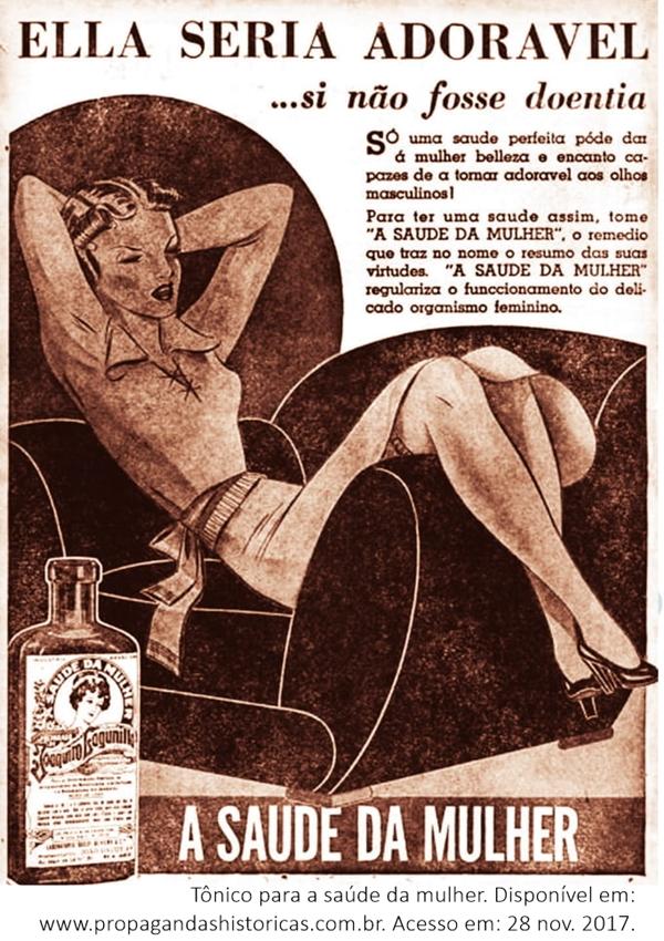 Tônico para a saúde da mulher