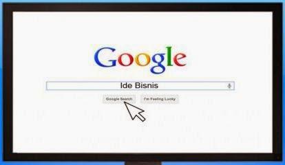 mencari ide bisnis menggunakan google