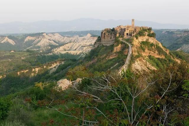 7. Lazio Regions of Italy