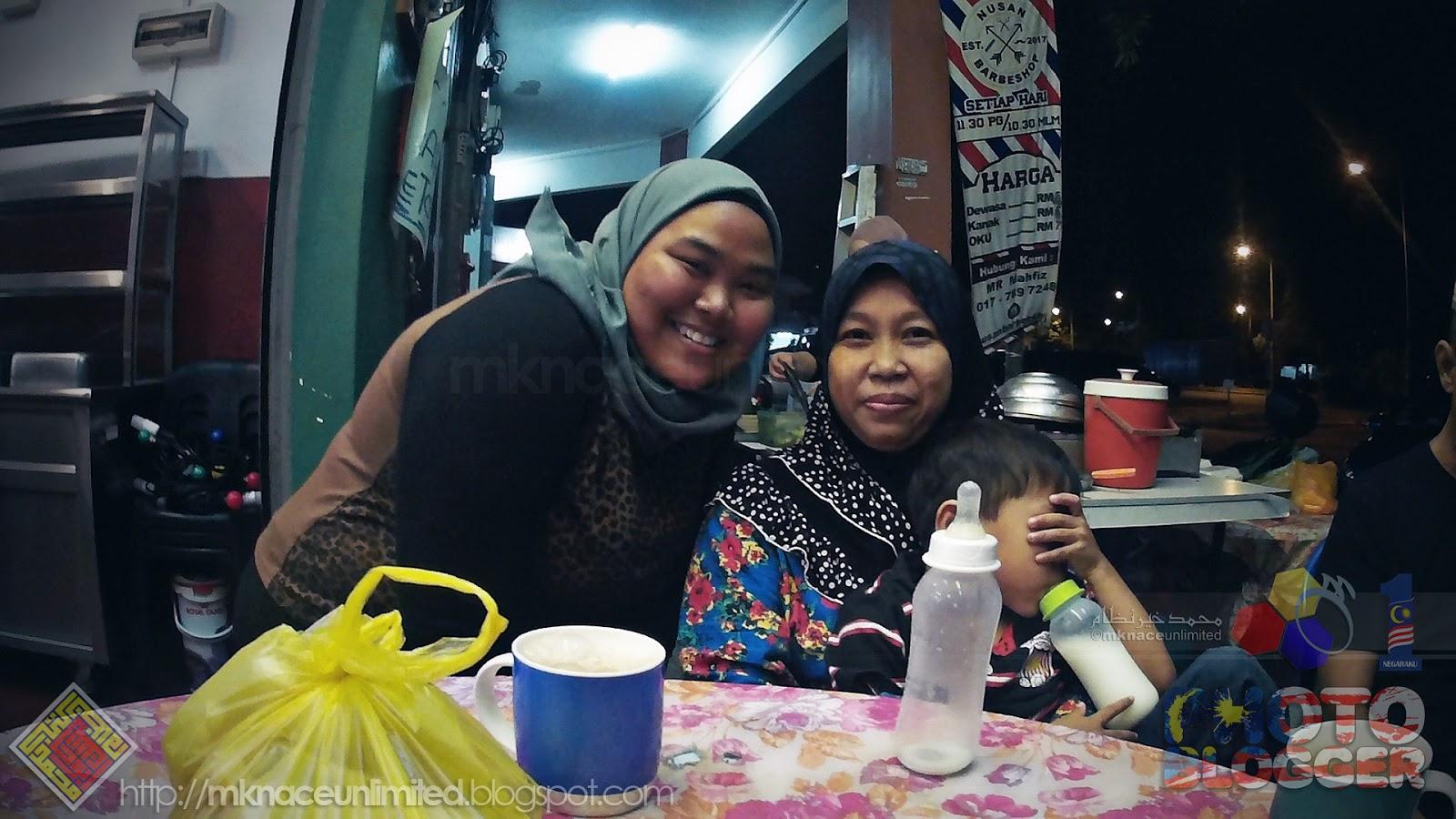 Jenjalan Cari Makan Restoran Dapur Mak Wan Mknace