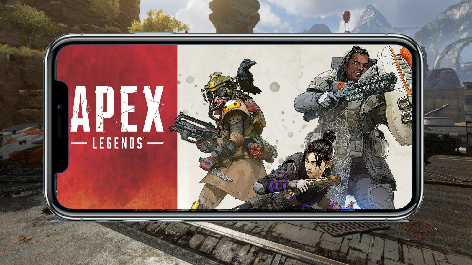 Game Apex Legends Dapat Versi Mobile