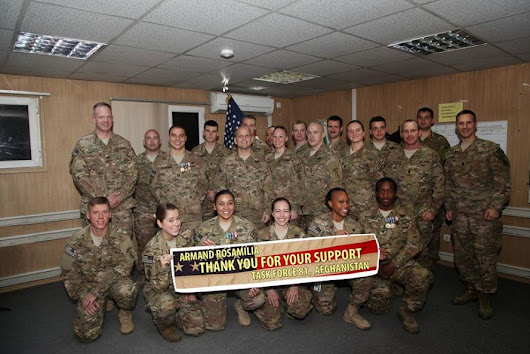 Authors Supporting Our Troops 2015 Puts Books into the Hands of OurTroops Serving in Remote Areas