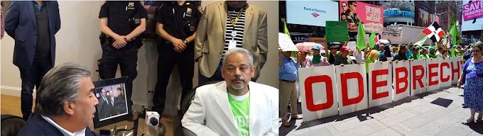 Colectivo Verde pide explicación por  presencia de policías durante entrega de manifiesto en consulado de NY