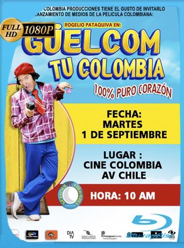 Güelcom tu Colombia (2015)HD [1080p] Latino [GoogleDrive] SilvestreHD