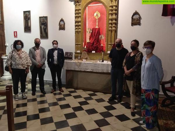 """Inaugurada la exposición """"Pan de Vida"""" en Santo Domingo"""