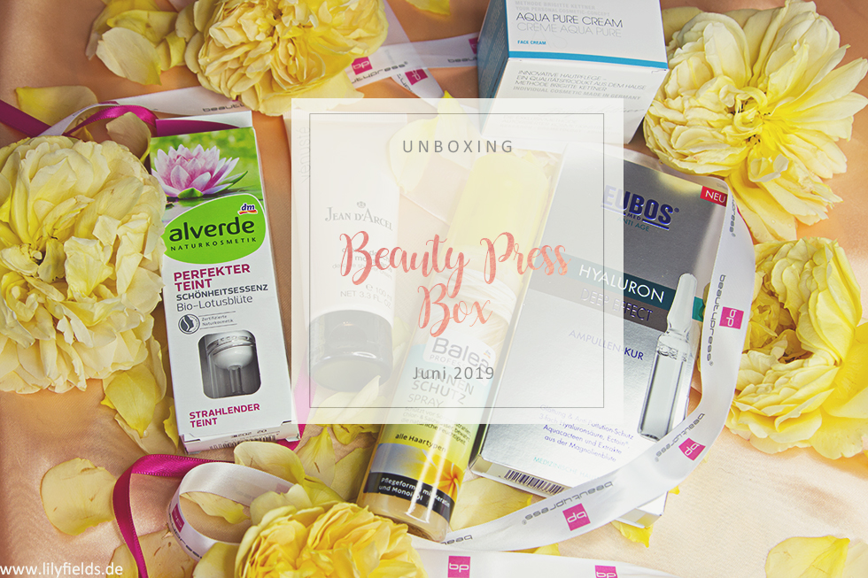beautypress News - Box - Juni 2019