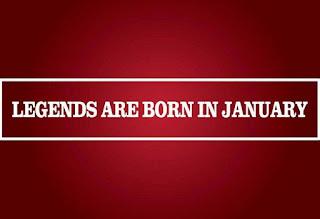 Fakta Menarik Individu Yang Lahir Pada Bulan Januari