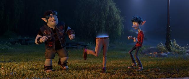 Pixar Onward Annie Award Nomination