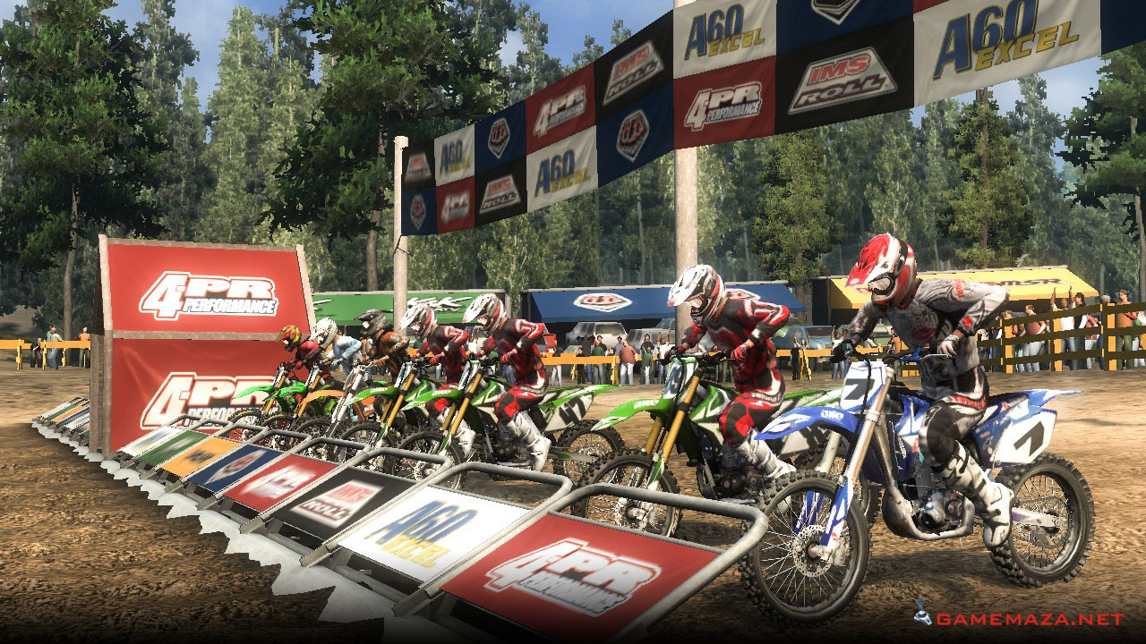 MX vs. ATV Unleashed Demo - Free Download