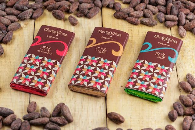 Chocolates de Origem Chokolateria