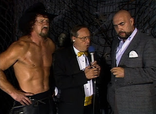 WCW Halloween Havoc 1989 -  Terry Funk looked ripped AF