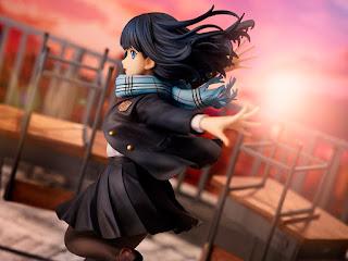 Takarada Rikka School Uniform Ver. 1/7 de SSSS.Gridman, quesQ