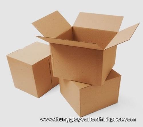 Địa chỉ mua thùng giấy carton tại TP HCM