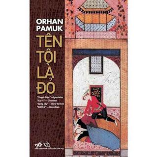 Sách - Tên Tôi Là Đỏ (Tái Bản 2019) ebook PDF EPUB AWZ3 PRC MOBI