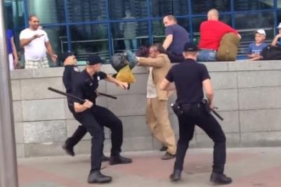 «Диктаторские законы»? За оскорбление полиции можно сесть на 5 лет или заплатить 6000 гривен
