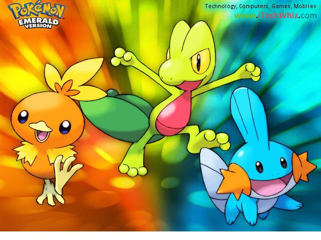 Pokemon Emerald Cheats Codes and Walkthroughs for Nintendo Gameboy