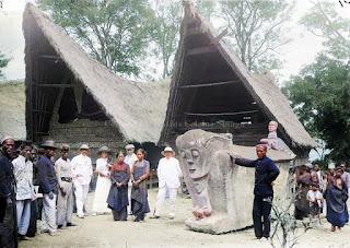 podom kepala nagari kepala desa