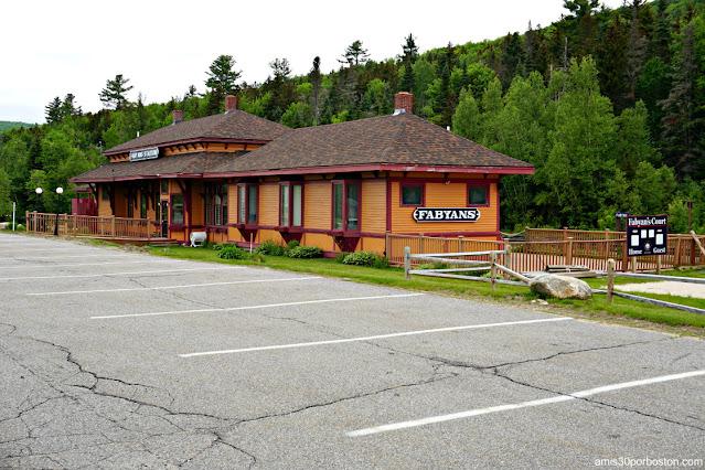 Marshfield Base Station, New Hampshire