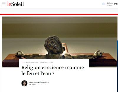 https://www.lesoleil.com/actualite/science/religion-et-science--comme-le-feu-et-leau--7d72c160a55d153572af72c3f14fdad8