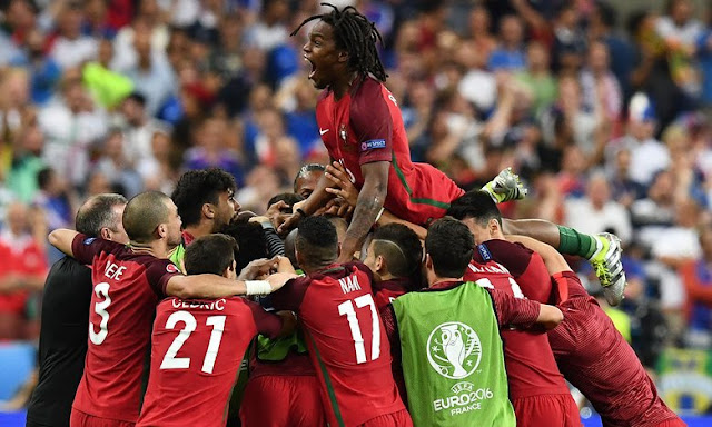 [Video] Portugal vs France, Euro 2016 Final: Portugal win 1-0 with Eder goal