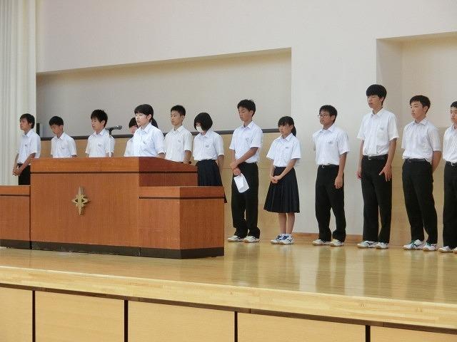 米沢市立第四中学校 学校ブログ: 県中学総体等 結果報告