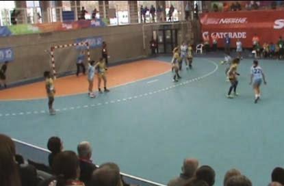 Elke Karsten vs Brasil | Mundo Handball