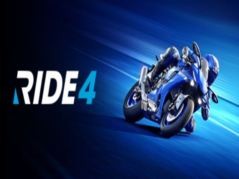 Download RIDE 4 Game PC Free