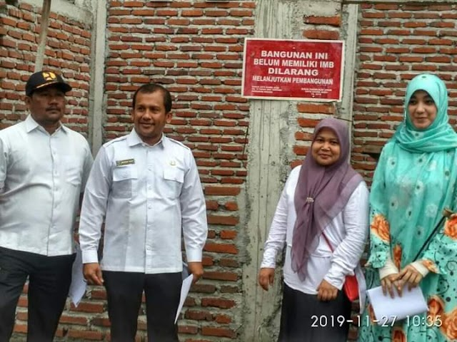 Keuchik Kampong Baro Tanggapi Usaha Penyelamatan Cagar Budaya Makam Ulama Aceh