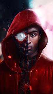 Spider Man Miles Morales Mobile HD Wallpaper