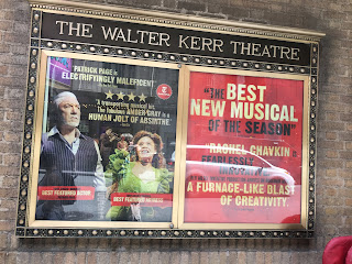 The Walter Kerr Theatre Hadestown Best Musical