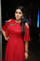 Poorna in Maroon Dress at Rakshasi movie Press meet Cute Pics ~  Exclusive 19.JPG