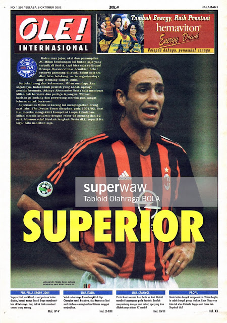 OLE! INTERNASIONAL: SUPERIOR