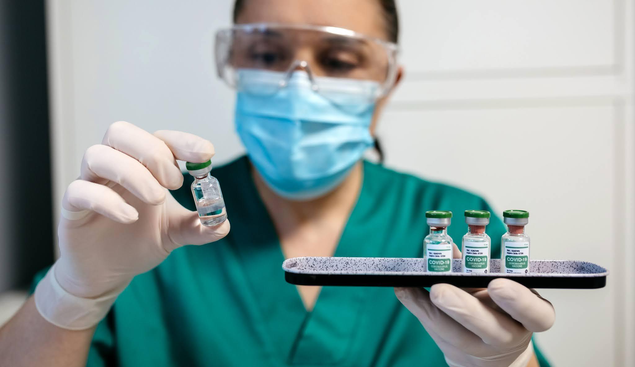 منظومة صحية قوية في الإمارات UAE خاصة في تطعيم سكانها