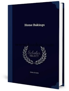 Home Bakings by Edna Evans, Golden Gate Compressed Yeast Co.