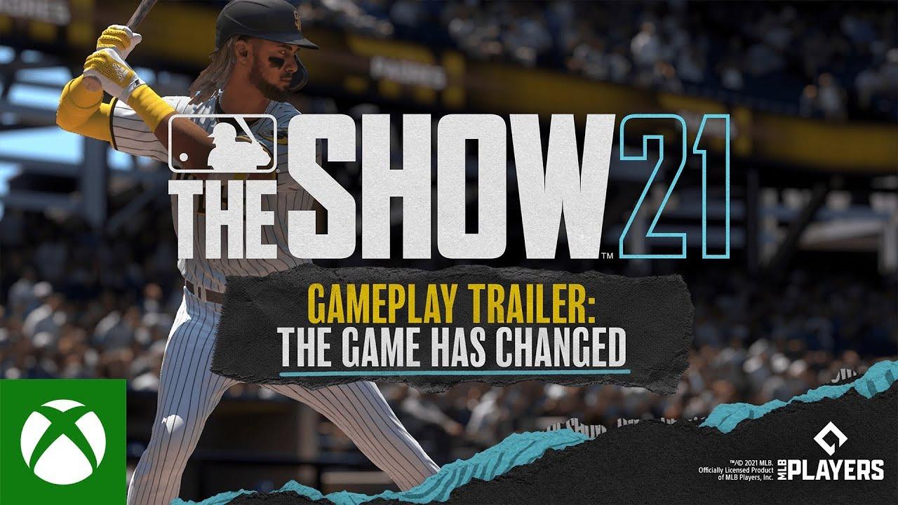 Sony lanzará MLB The Show 2021 en Xbox Game Pass