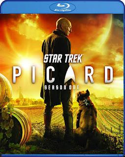 Star Trek Picard – Temporada 1 [3xBD25] *Subtitulada