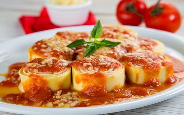Receita de Rondelli aos 4 queijos (Imagem: Reprodução/Receitas Prediletas)