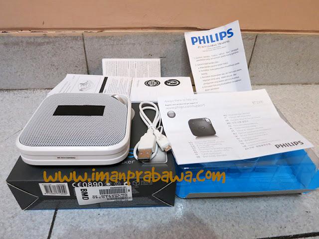 Isi Dus Philips BT 2500