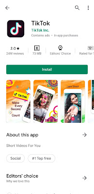Tik Tok Ban In India क्या है पूरा सच. Low rating
