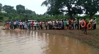 नदी पर नहाने गए युवक की डूबने से मौत