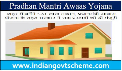 प्रधानमंत्री आवास योजना